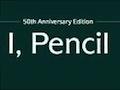 Ich, der Bleistift
