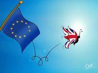 Autoritäre EU und liberale Briten
