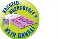 """""""Bargeld ist gedruckte Freiheit"""""""