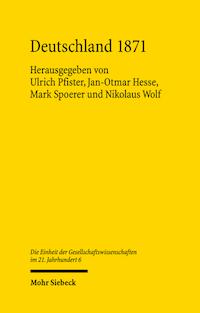 Deutschland 1871: Reichsgründung und wirtschaftliche Entwicklung